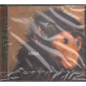 Mina CD Omonimo Same Scimmia Remastered / EMI PDU 5362772 Sigillato