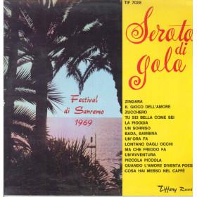 AAVV Lp Vinile Festival Di Sanremo 1969 Serata di Gala / Tiffant TIF 7028 Nuovo