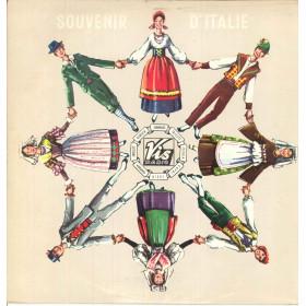 AA.VV. Lp Vinile Souvenir D'Italy / Vis Radio VIMT 08408 Nuovo