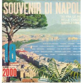 AA.VV. Lp Vinile Souvenir Di Napoli / Melody L.P. 18 Serie Niagara Nuovo