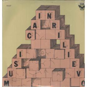 AA.VV. Lp Vinile Musica In Rilievo / B.B.B. BSLB 0015 Sigillato