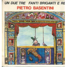 Pietro Basentini Lp Vinile Uno Due Tre Fanti Briganti E Re Fly FR 002 Sigillato