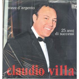 Claudio Villa Lp Vinile Nozze D'Argento 25 Anni Di Successi Vis Radio Sigillato