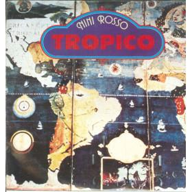Nini Rosso Lp Vinile Tropico / Durium LPS 40108 Sigillato