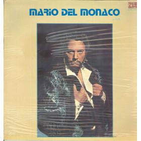 Mario del Monaco Lp Vinile Live / CLS MDRL 12824  Sigillato