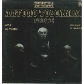 Arturo Toscanini Lp Vinile Prove / CLS MD TP 029 Nuovo