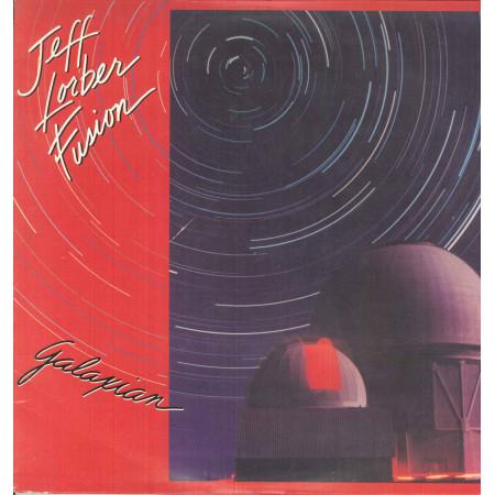 Jeff Lorber Fusion Lp Vinile Galaxian / Arista Nuovo