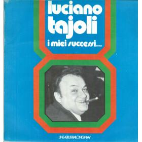 Luciano Tajoli Lp Vinile I Miei Successi / Lineazzurralongplay LA 97009 Nuovo