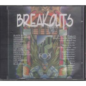 AA.VV. CD Breakouts / ACV CDACV 1999 Sigillato