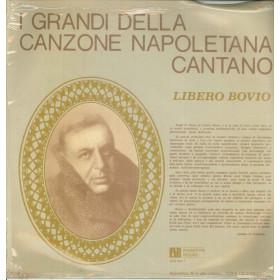 Libero Bovio Lp Vinile Vespero So Dieci Anne / Phonotype  AZQ 40013 Sigillato