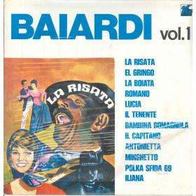 Baiardi Lp Vinile Baiardi Vol 1 La Risata / Vis Radio VIS LP 2032 Sigillato