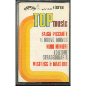 AA.VV MC7 Top Music / MG 2001 Nuova