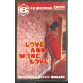 Orchestra Puccio Roelens MC7 Love And More Love / VC 461 Nuova
