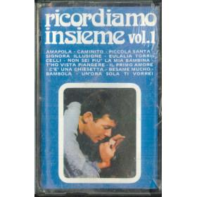 AA.VV MC7 Ricordiamo Insieme Vol 1 / JR 02020 Nuova