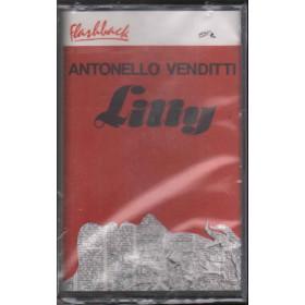 Antonello Venditti MC7 Lilly / RCA NK71454 Flashback Sigillata