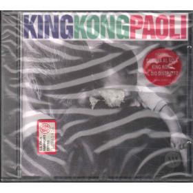 Gino Paoli CD King Kong / WEA 4509-95955-2 Sigillato