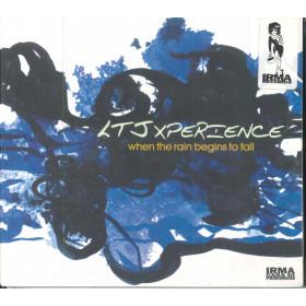 LTJ Xperience CD When The Rain Begins To Fall / IRMA 511910-2 Sigillato