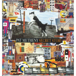 Pat Metheny ‎2 Lp Vinile Secret Story / Geffen Records ‎GEF 24468 Sigillato