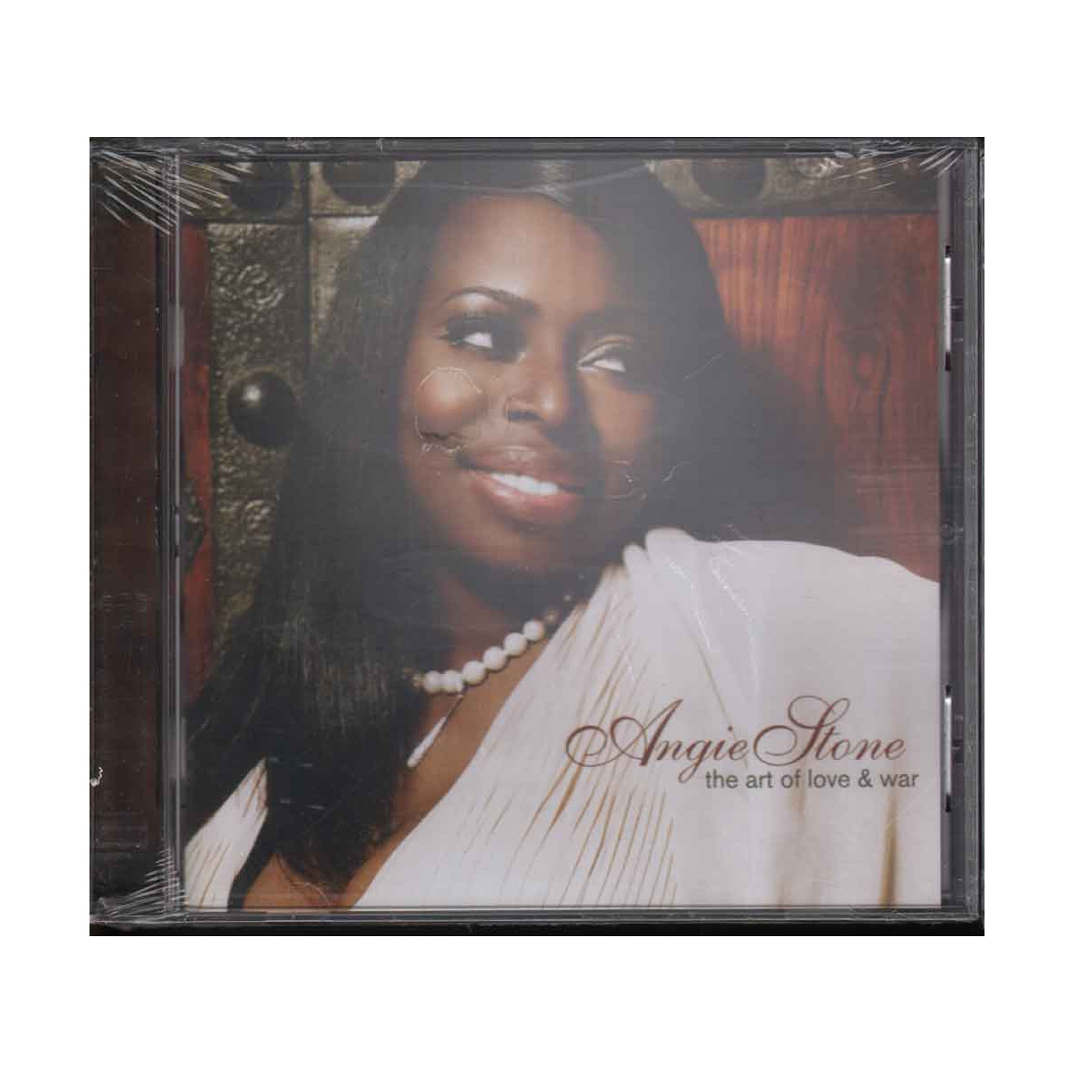 Angie Stone CD The Art Of Love & War - Stax Nuovo Sigillato 0888072301467