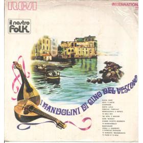 Gino Del Vescovo Lp Vinile I Mandolini Di Gino Del Vescovo / RCA INTI1553 Nuovo