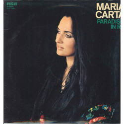 Maria Carta ‎Lp Vinile Paradiso In Re / RCA TCL1 - 1089 Nuovo