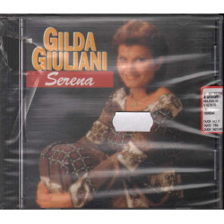 Gilda Giuliani CD Serena / Duck Gold Sigillato 8012958651595