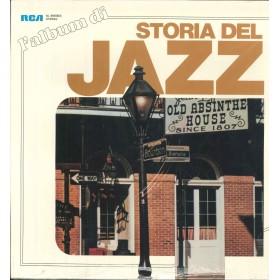 AA.VV. Lp Vinile L'Album Di Storia Del Jazz / RCA NL 89558 3 Sigillato