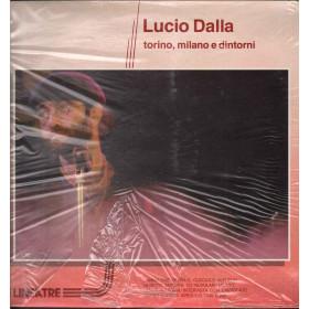 Lucio Dalla Lp 33giri Torino, Milano E Dintorni  Nuovo Sigillato 0035627437014