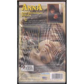 Anna Quel Particolare Piacere VHS Corrado Pani / Edwige Fenech Sigillato