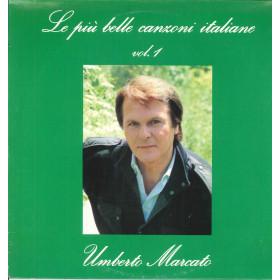 Umberto Marcato Lp Le Piu' Belle Canzoni Italiane Vol 1 / Gala TGLPP 81002 Nuovo