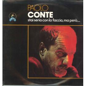 Paolo Conte 2 Lp Vinile Stai Seria Con La Faccia, Ma Pero' / RCA PL 752752 Nuovo