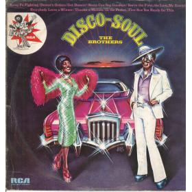 The Brothers Lp Vinile Disco-Soul / RCA ANL1-0957 Nuovo