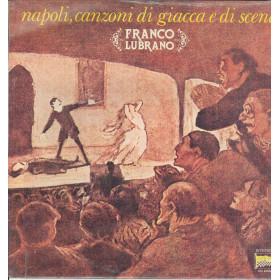 Franco Lubrano Lp Vinile Napoli Canzoni Di Giacca E Di Scena / Durium Sigillato