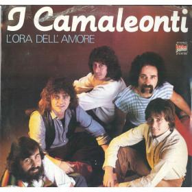 I Camaleonti Lp Vinile L'Ora Dell'Amore / Durium Start LP.S 40.184 Sigillato