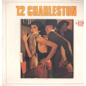 Mario Pezzotta Lp Vinile 12 Charleston / Durium BL 7037 Cicala Sigillato