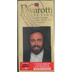 Luciano Pavarotti Box 11 CD Pavarotti Collection / Decca Sigillato 0028948025763