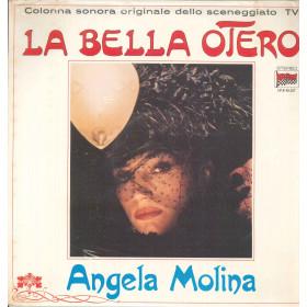 Angela Molina / Rustichelli Lp La Bella Otero / Durium LP.S 40 227 Sigillato