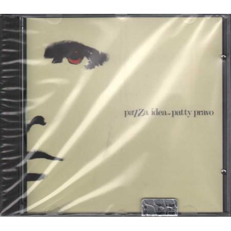 Patty Pravo CD Pazza Idea Nuovo Sigillato Fuori Catalogo 0743215468523