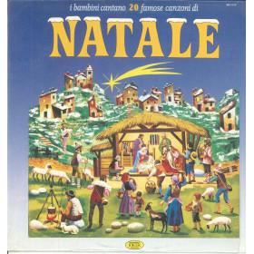 AA.VV. Lp I Bambini Cantano 20 Famose Canzoni Di Natale Sigillato 8004883242283