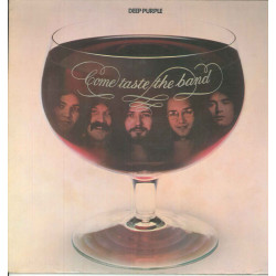 Deep Purple ‎Lp Vinile Come Taste The Band / Purple Records TPSA 7515 Nuovo