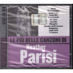 Heather Parisi CD Le Piu' Belle Canzoni Di Sigillato 5051011100925