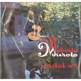Roberto Murolo Lp Vinile Recital N 2 / Durium ms AI 77325 Sigillato