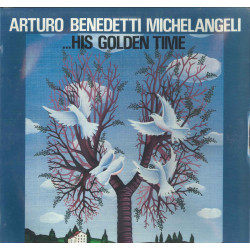 Arturo Benedetti Michelangeli Chopin Lp Vinile His Golden Time Oversea Sigillato