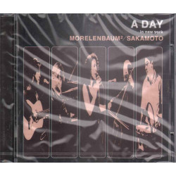 Morelenbaum / Sakamoto  CD A Day In New York Nuovo Sigillato 5099708001827