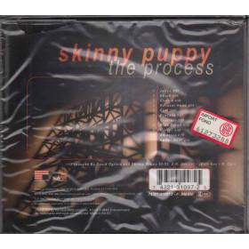 Skinny Puppy  CD The Process Nuovo Sigillato 0743213109725