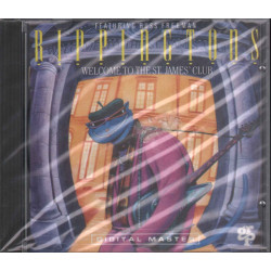 The Rippingtons Feat Russ Freeman CD Welcome To The St James' Club GRP Sigillato