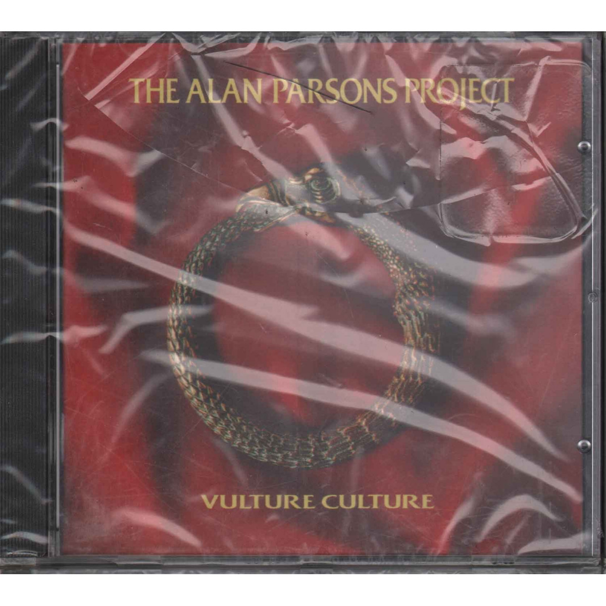 The Alan Parsons Project ‎CD Vulture Culture / Arista ‎258 884 Sigillato