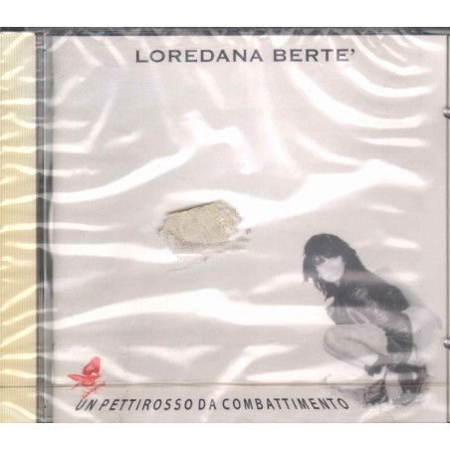 L Berte' CD Un Pettirosso Da Combattimento / Bandabertè BDB 487315 2 Sigillato