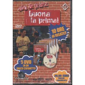 Buona La Prima DVD Ale Franz / Gaspari Rinaldo - Mondo Home Sigillato