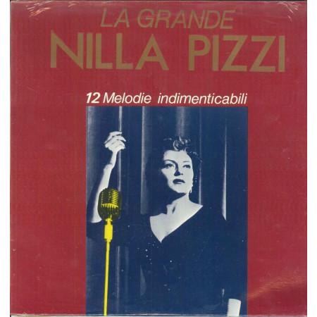 Nilla Pizzi Lp Vinile La Grande Nilla Pizzi / Durium Serie Diamante Sigillato